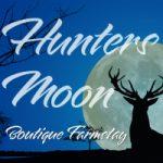 HuntersMoon On Logo small